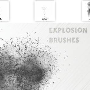 Explosion 13 Brushes