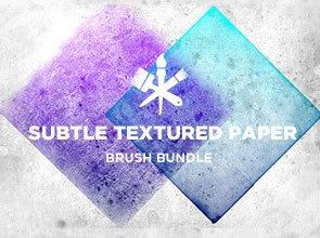 Subtle Paper 6 Brushes