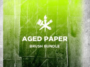 Aged Paper 6 Brushes