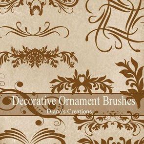 Ornament 15 Brushes