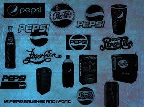 Pepsi 16 Brushes