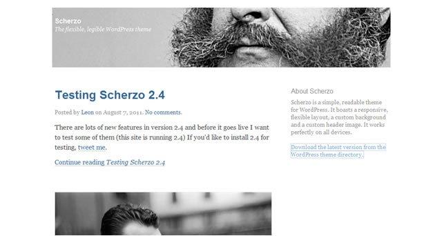 The Scherzo