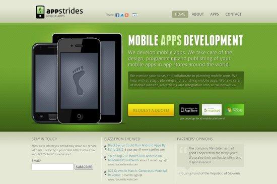 AppStrides