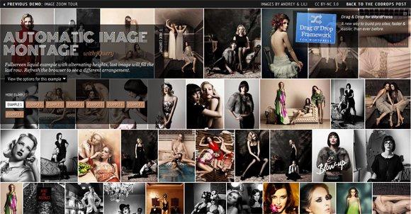 15个新的jQuery图像插件(幻灯片)