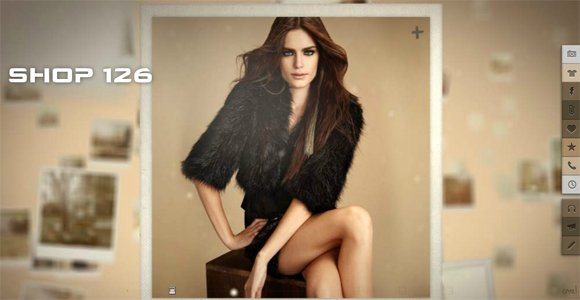 25 时尚美艳的网站设计作品欣赏