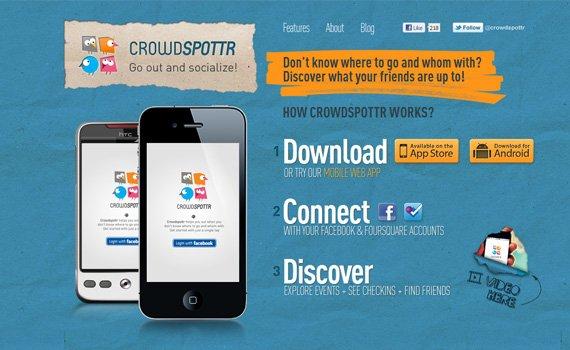 Crowd-spottr-iphone-app-web-design-inspiration