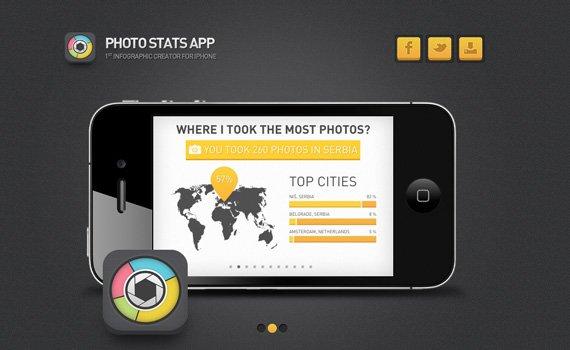 Photo-stats-iphone-app-web-design-inspiration