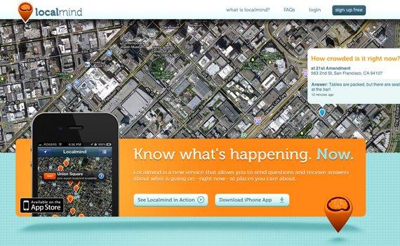 Localmind-iphone-app-web-design-inspiration