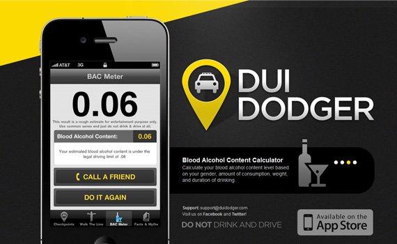 Dui-dodger-iphone-app-web-design-inspiration