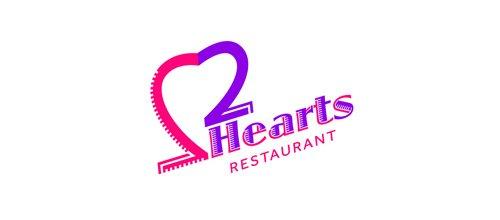 2Hearts logo