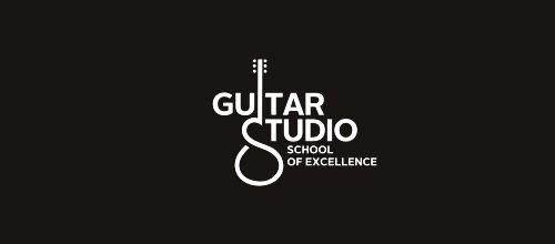 GUITAR STUDIO logo