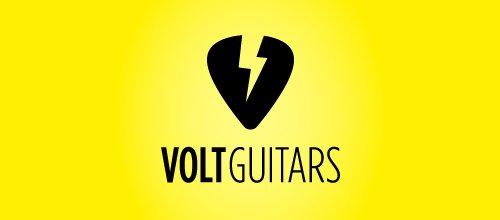 Volt Guitars logo