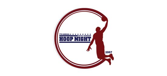 Doug Johnson Hoop Night