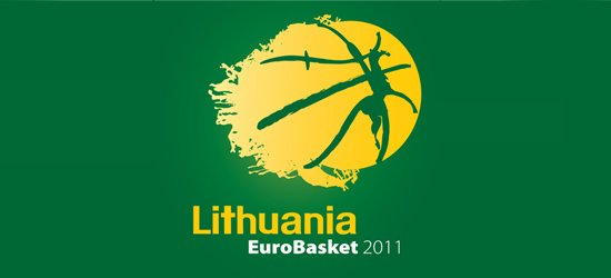 Logo Project for Contest ( Eurobasket 2011 LT )
