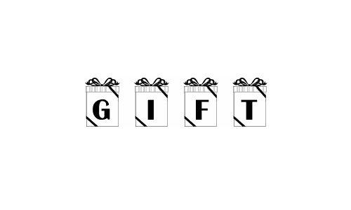 101! Gift Font