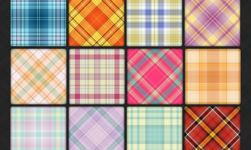 108 Plaid Pattern Pack 5
