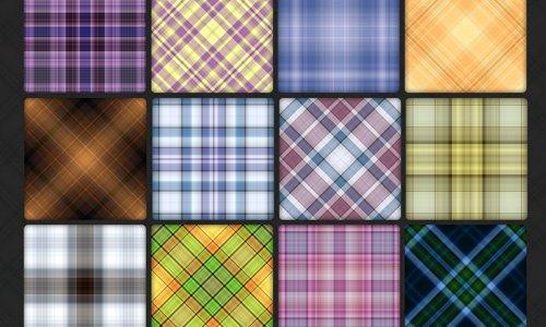 111 Plaid Pattern Pack 2