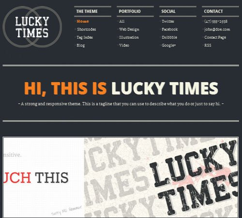 Lucky Times