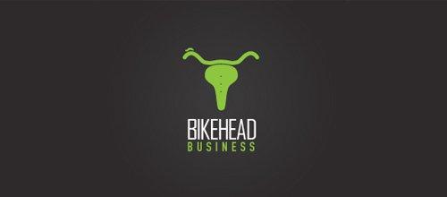 BikeHead logo