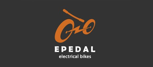 E Pedal logo