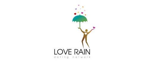 LOVE RAIN logo