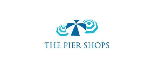 The Pier Shops logo