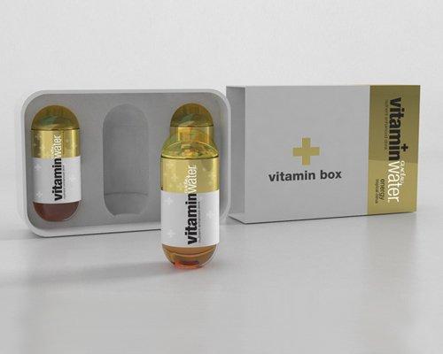 Vitaminwater Capsule