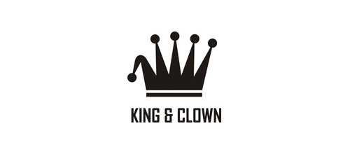 KING & CLOWN logo