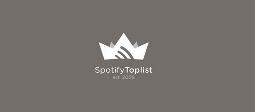 SpotifyToplist logo