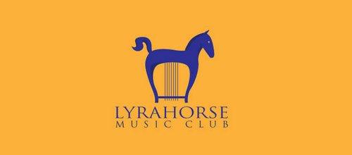 Lyrahorse logo