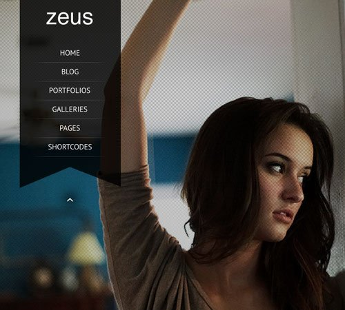 Zeus - Fullscreen Video & Image Background