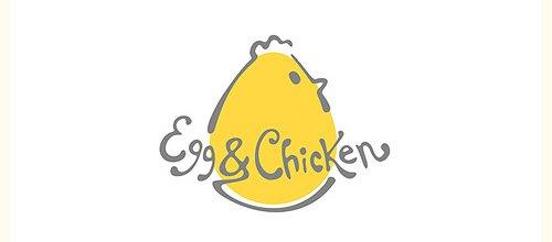 Egg & Chicken logo
