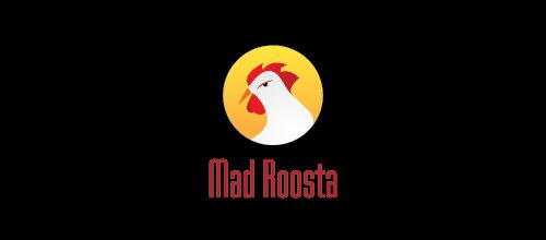Mad Roosta logo