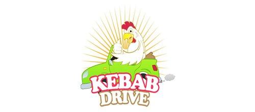 Kebab Drive logo