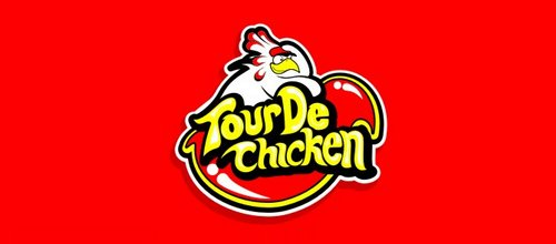 Tour De Chicken logo