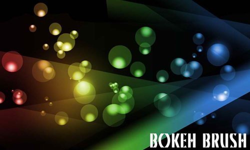 Bokeh Brush