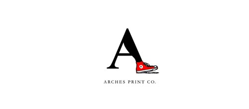 Arches Print Co. Logo
