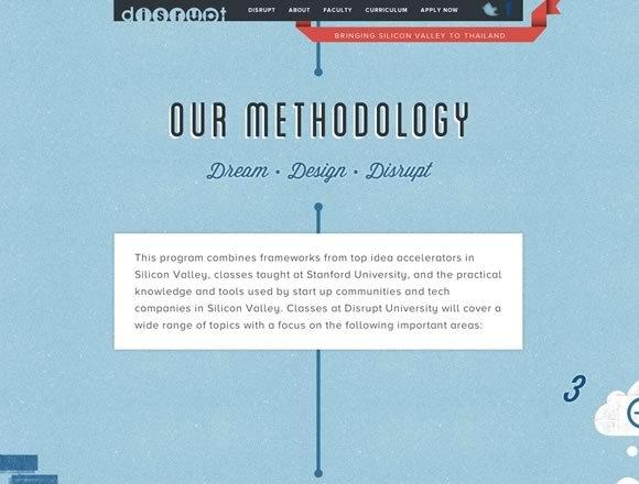 关于页面设计灵感