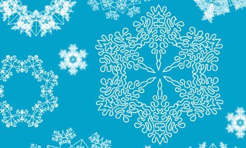 gorjuss snowflake brshs PS CS