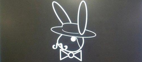 30个兔子LOGO设计作品