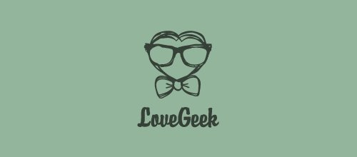 30+时尚Geek极客LOGO设计