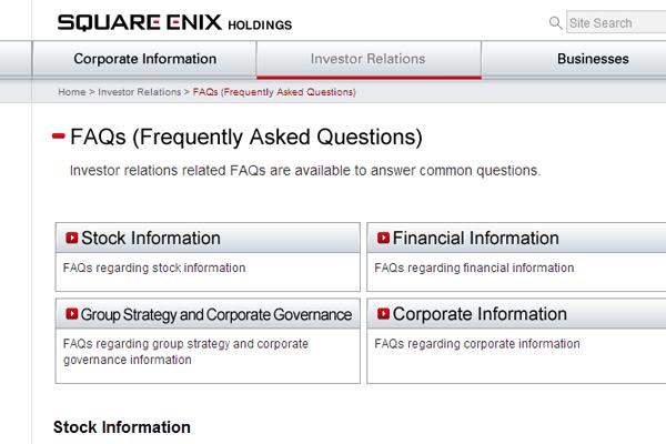 用户体验不错的FAQ页面布局设计 - 设计达人