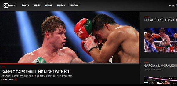 36个好看的体育运动网站设计欣赏