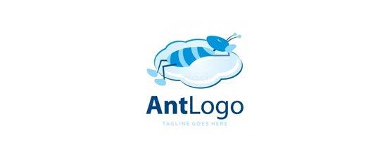 设计达人 - 30个蚂蚁logo标志设计