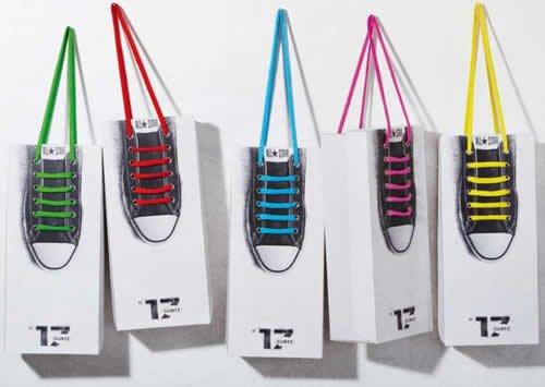 手提袋、购物袋设计欣赏 - 设计达人