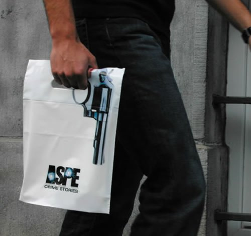 国外创意手提袋、购物袋设计案例