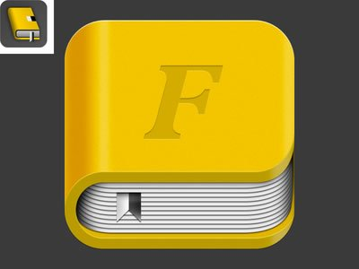 漂亮的iPhone & iPad APP应用图标UI设计欣赏
