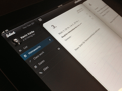 优秀漂亮的UI界面设计作品欣赏