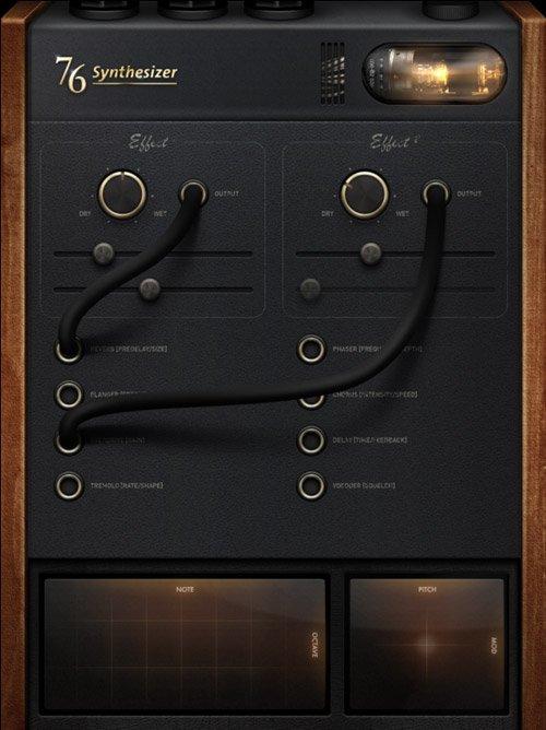 优秀的iPad skeuomorphism UI界面设计欣赏 - 设计达人