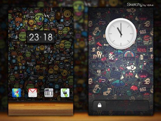 40张极Cool的Android系统桌面壁纸